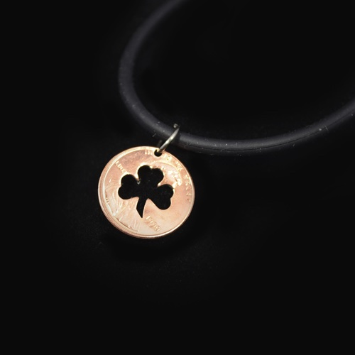 Penny Pendants Necklace - Heaven Cent Pennies